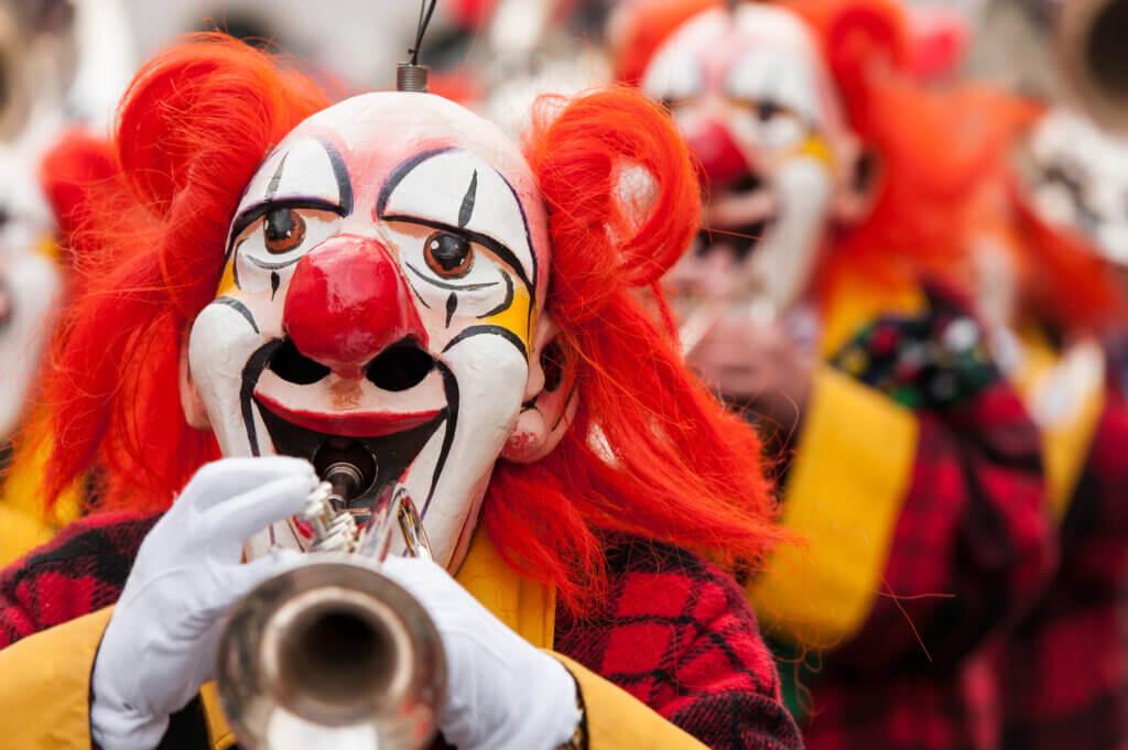 5 países que comemoram o carnaval